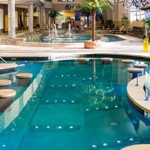 Today Only: $18King Spa & Sauna full Access, Including Indoor Water-Park Attractions