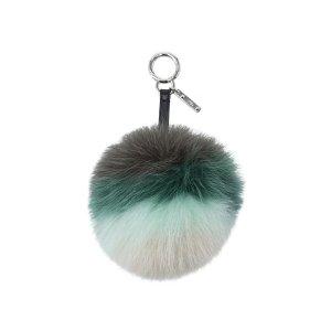 Fendi Pompom Bag Charm