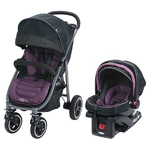 As low As $162.39Graco Aire4 XT Travel System Stroller in Radiant