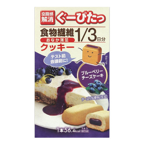 NARIS UP Diet Cookie Blueberry Cheese