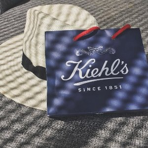 Enjoy 3 Free Deluxe SamplesWith $65+ Order And More @ Kiehl's