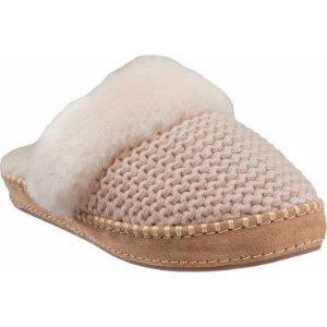 $40UGG Women's Aira Knit Slippers