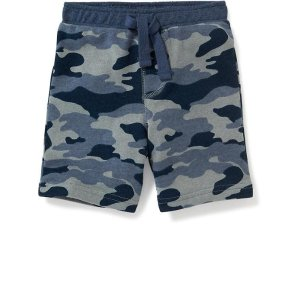 French-Terry Shorts for Toddler Boys