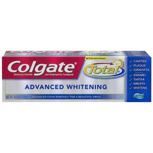$9.63Colgate 全效美白牙膏 4盎司6个装