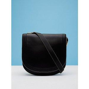 Saddle Shoulder Handbag