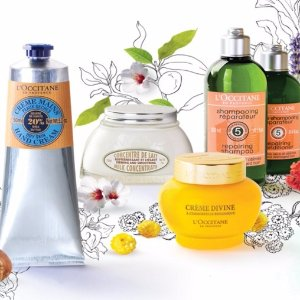 20% OffFull-Price Items @ L'Occitane