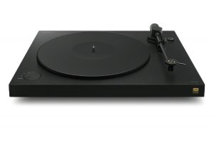 Sony PS HX500 Hi-Res USB Turntable Black Factory Refurbished