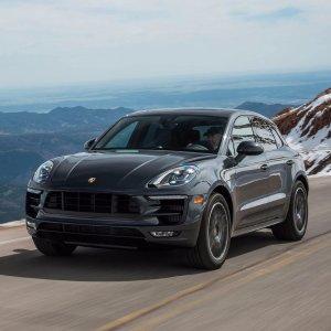 见过这么运动的SUV吗?全新 Porsche Macan 中型运动SUV