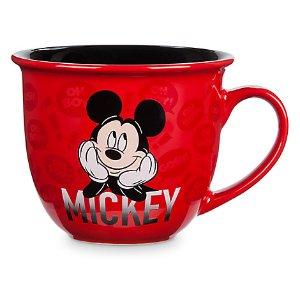 Mickey Mouse Character Mug | Disney Store