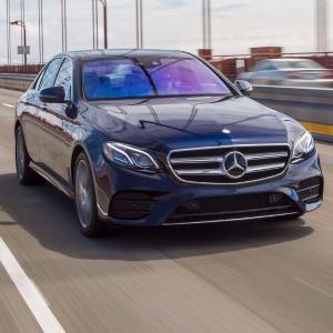 旗舰级体验 全方位的高级感全新 Mercedes Benz E级 中型轿车