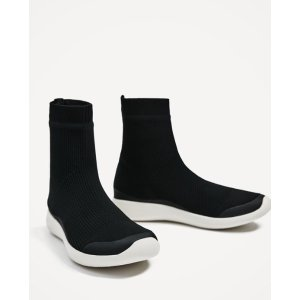 SOCK SNEAKERS - View all-SHOES-WOMAN | ZARA United States
