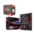 AMD RYZEN 5 1600X + GIGABYTE B350 Gaming 3