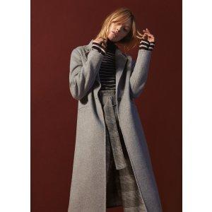 Handmade wool coat - Women | OUTLET USA