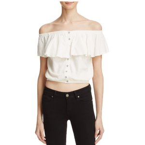 Free People Love Letter Tube Top