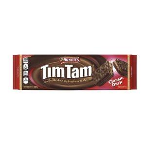 Arnott's Tim Tam Biscuits, Classic Dark, 7 Oz | Jet.com