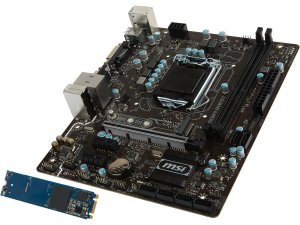 $39MSI B250M PRO OPT BOOST LGA 1151 Intel B250 Motherboard