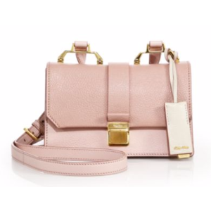 Miu Miu - Madras Small Leather Crossbody - saks.com