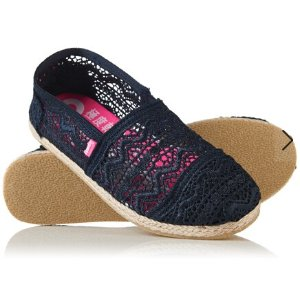 Superdry Jetstream Lace Espadrilles - Women's Shoes