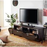 Furniture of America 59-inch Espresso TV Stand