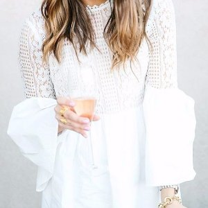 Extra 20% OFFLace Collection @ Shopbop