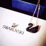 SWAROVSKI Iconic Swan Small Pendant No. 5204133