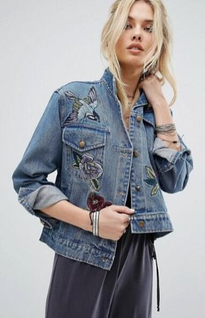 Up to 50% OffSelect Denim Jackets @ ASOS