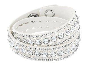 $29Swarovski Slake White Dot Bracelet