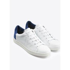 Varin Leather Sneaker for Women | Vince