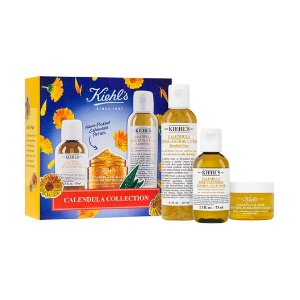 Calendula Collection - Calendula Face Wash, Toner and Mask - Kiehl's