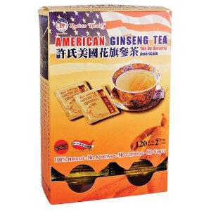 HSU Ginseng Am Ginseng Tea Family Pack 120's