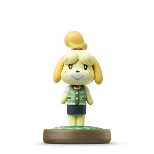 Isabelle Summer Outfit amiibo