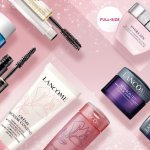 Shop more to receive more gifts @ Lancome