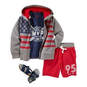 Kid Boy OKS17APRKID3 | OshKosh.com
