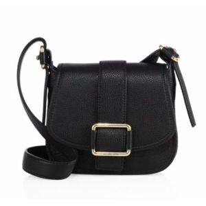 MICHAEL MICHAEL KORS - Medium Leather Saddle Bag - saks.com