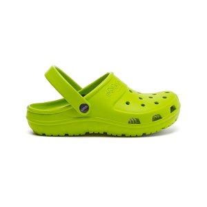 Volt Green Jibbitz™ Presley Clog - Infant, Toddler & Kids