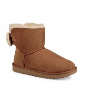 Arielle Dyed Sheepskin Fur Booties