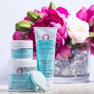 7折 收强效修护面霜上新补货:First Aid Beauty护肤产品