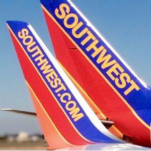往返$80起西南航空纽约出发机票促销