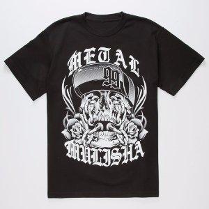 METAL MULISHA Chained Mens T-Shirt 287805100 | Graphic Tees