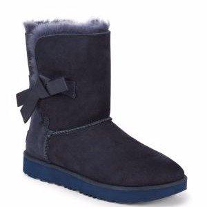 Classic Knot Short Boots