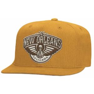 adidas NBA City Wheat Snapback - Men's - Accessories - New Orleans Pelicans - Multi