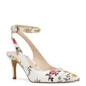 Mystery Ankle Strap Pumps | Nine West