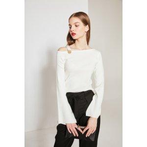 Plain Simple Knit Top TP1759