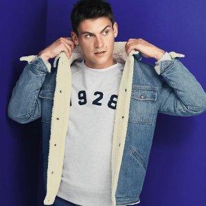 Up to 60% OFF+40% OFFGap Men's Outwear Coat Jacket Sale