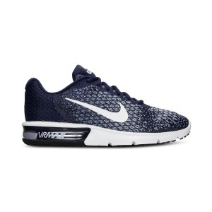 Nike Men's Air Max Sequent 2 Running Sneakers from Finish Line - Finish Line Athletic Shoes - Men - Macy's