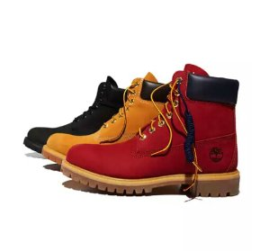 Last Day! $125 Off $500 Classic Timberland Boots @ Neiman Marcus