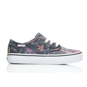 Girls' Vans Camden Stripe Girls Floral Winter | Shoe Carnival