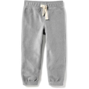 Micro Fleece Sweatpants for Toddler Boys