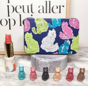20% off Paul & Joe orders $60++  complimentary STUDIO | 10 Cosmetic Bag + I-Lift Longwear Linewear Full Size ($40 Value)