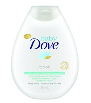 CDN$3Dove 儿童保湿润肤乳 - 敏感肤质适用 384ml